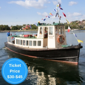 Book your Australian Heritage Trust Festival Cruise