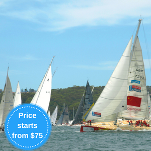 Book your Boxing Day sail on <i>James Craig</i>