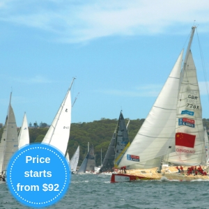Book your Boxing Day Cruise with Sydney Heritage Fleet