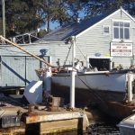 Bailey's Boatshed, Abbotsford